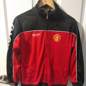 Manchester United Zip up Top Genuine Manchester U